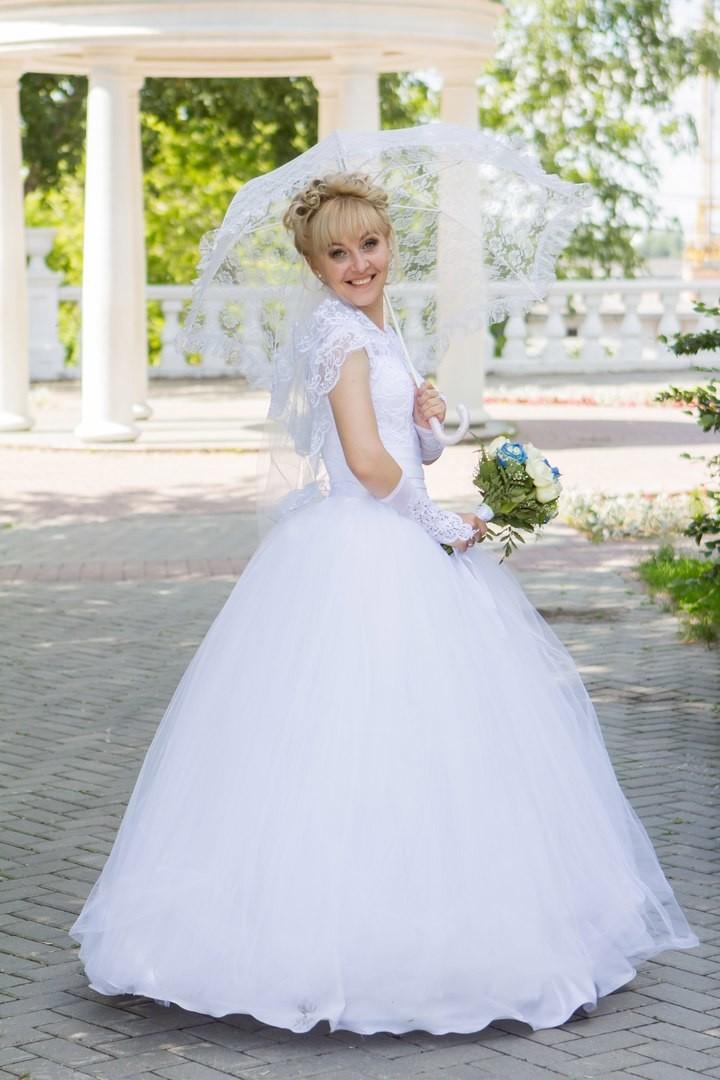 Невеста Елена (июнь 2017)