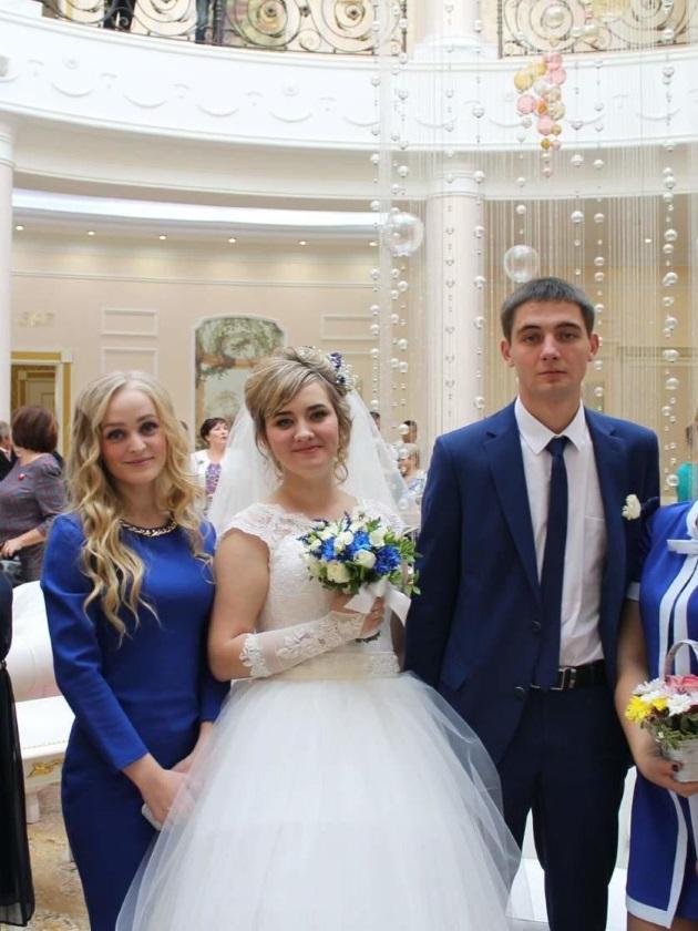 Невеста Анастасия (сентябрь 2017)