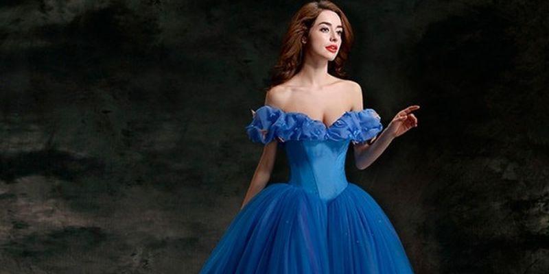 Фоо свадебных платьев в стиле принцесс из Disney