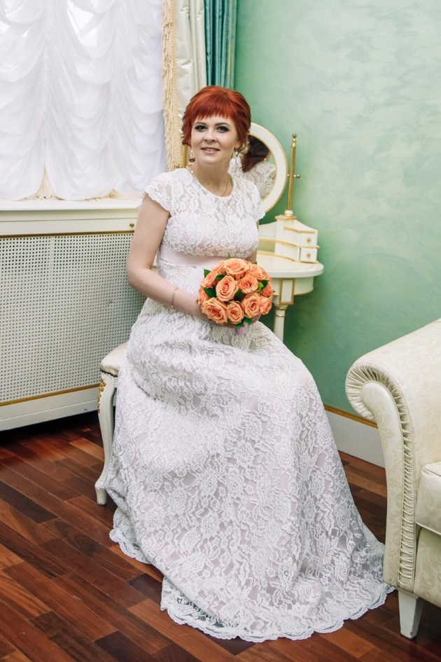 Невеста Ирина (лето 2017)
