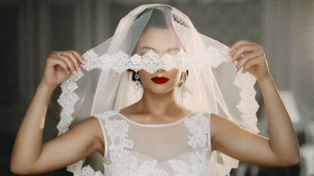 Прокат фаты для невесты в Тюмени