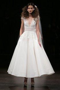 Фото волшебных пышных свадебных платьев 2017 года