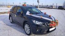 Прокат украшений на авто на свадьбу в Тюмени