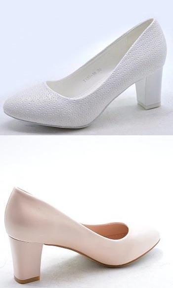 Поступление свадебной обуви (апрель 2018)