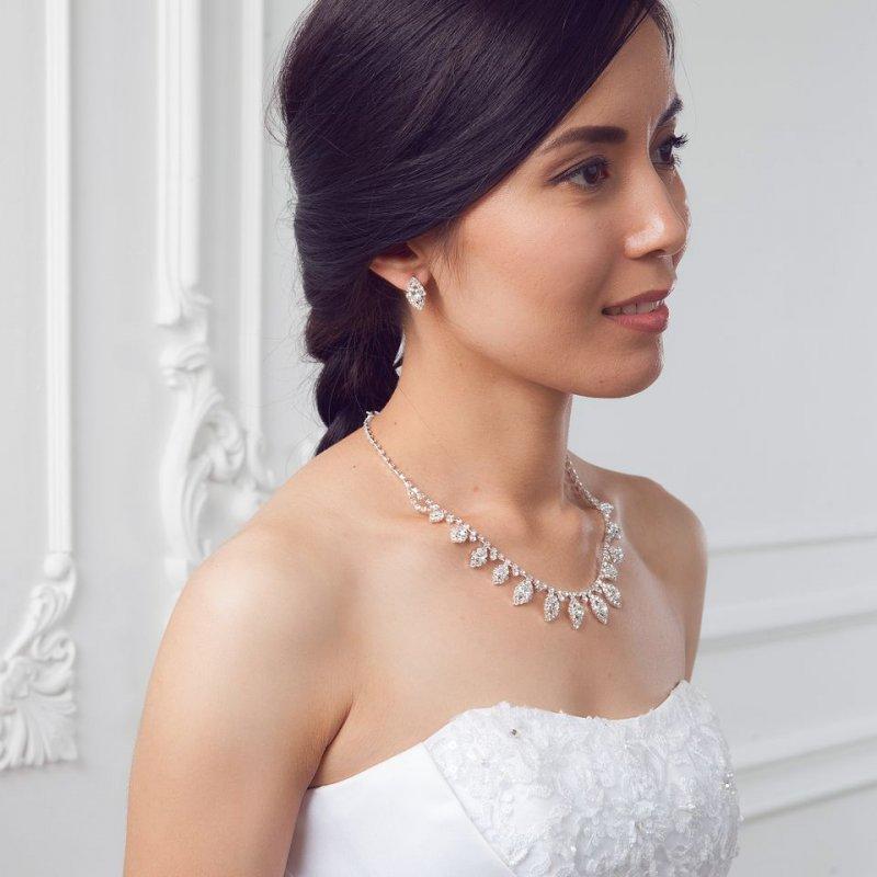Новое поступление свадебной бижутерии и аксессуаров для волос (август 2018)