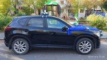 Прокат украшений на автомобиль на свадьбу в Тюмени