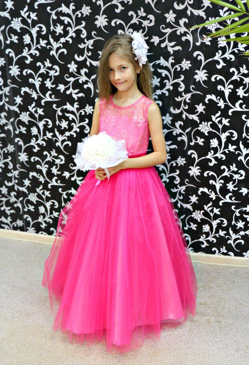 Детское платье Полет