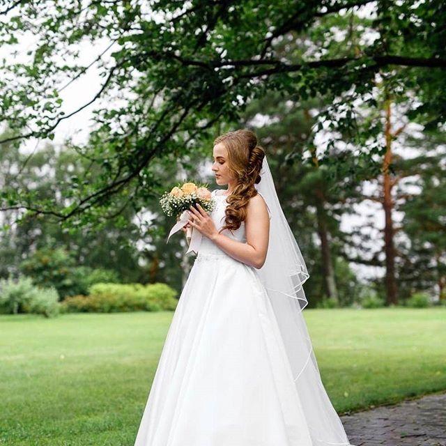 Невеста Алена (август 2018 года)
