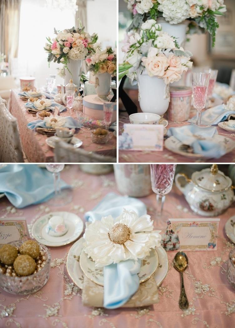 Свадьба в стиле РОКОКО - оформление, декор, платье невесты