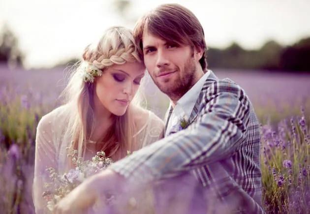 Свадьба в стиле «Прованс»